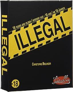 Illegal: Gesellschaftsspiel