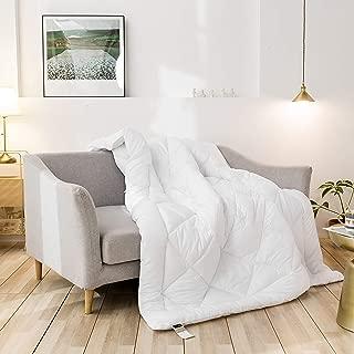 grey down alternative comforter