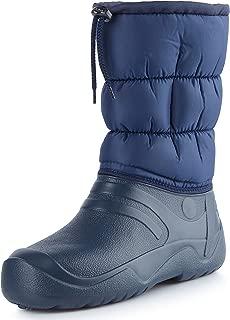 CularAcci Donna Classic Tacco Medio Slouch Stivali Senza