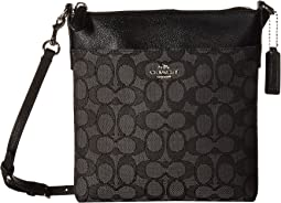 Signature Messenger Crossbody