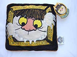 Kelly Toy Where The Wild Things are Plush Pillow
