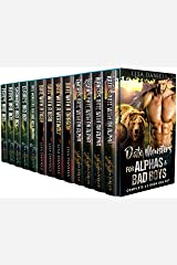 Date Monsters for Alphas & Bad Boys: Complete 13 Book Box Set Kindle Edition