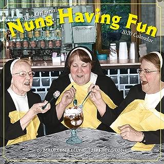 Nuns Having Fun Wall Calendar 2020 [12