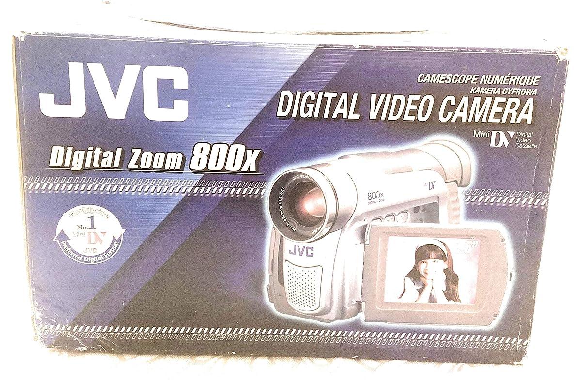 JVC Digital Video Camera 800x Digital Zoom 2.5