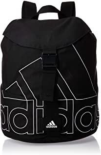 adidas Womens Backpack, Black/White - FK0524
