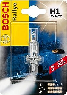 BOSCH 1987301091 Glühlampe Rallye Hochleistungslampe H1, 12V/100W, P14,5s, Anzahl 1