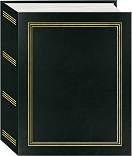 Pioneer Photo Albums A4-100 Black Photo Album, 100 Pockets 4