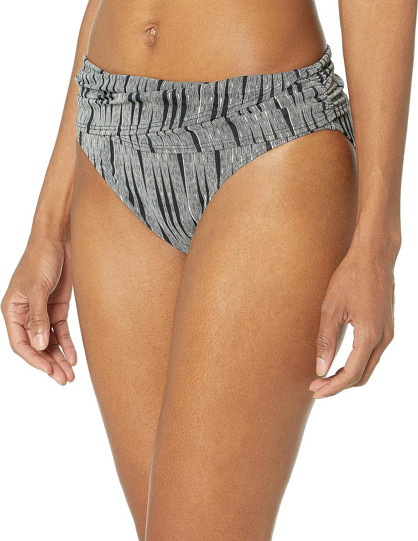 Athena Women's Standard Twist Band Retro Bikini Bottom