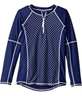 Toobydoo - Dot Rashguard (Infant/Toddler/Little Kids/Big Kids)
