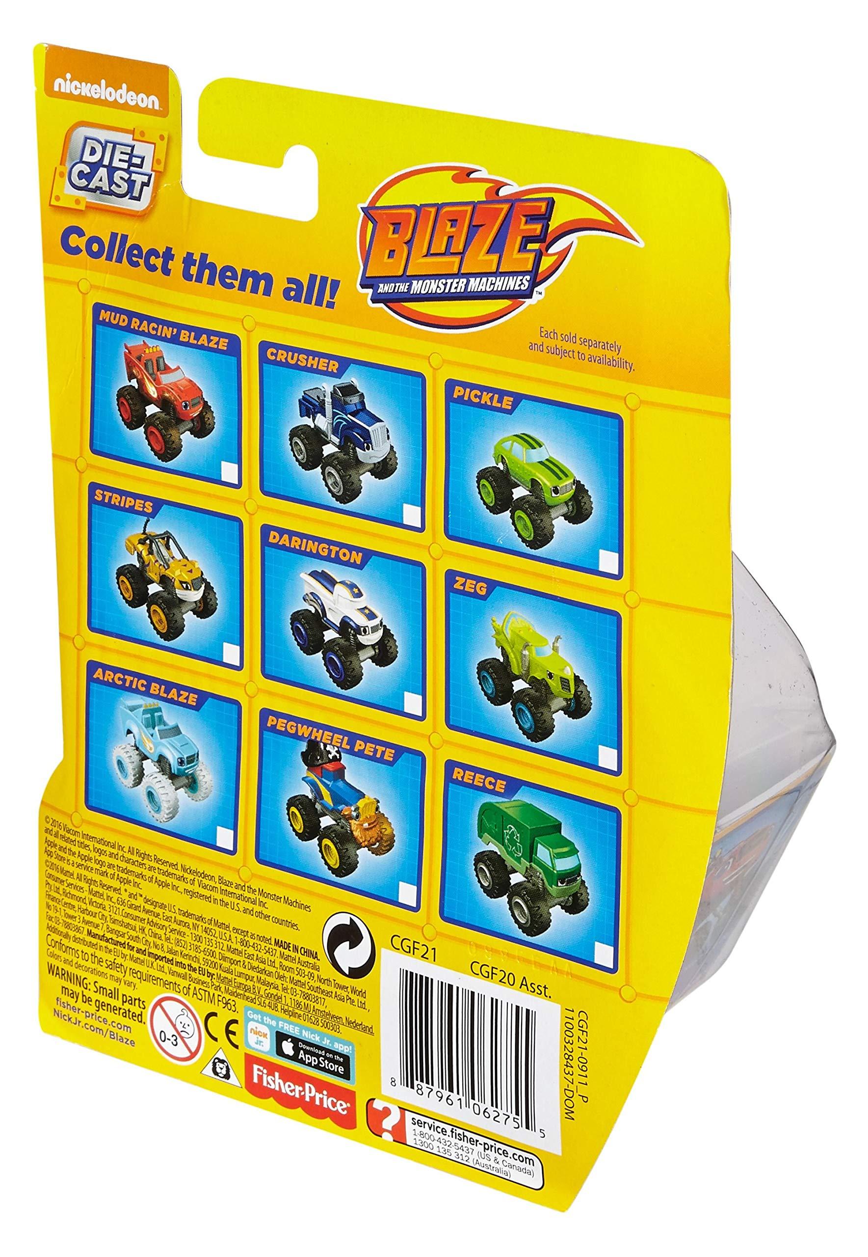 Fisher-Price Nickelodeon Blaze & The Monster Machines, Blaze