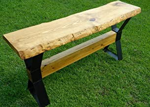 Pine Island Leg Handcrafted in USA Widely Compatible Wood 5 x 5 x ...