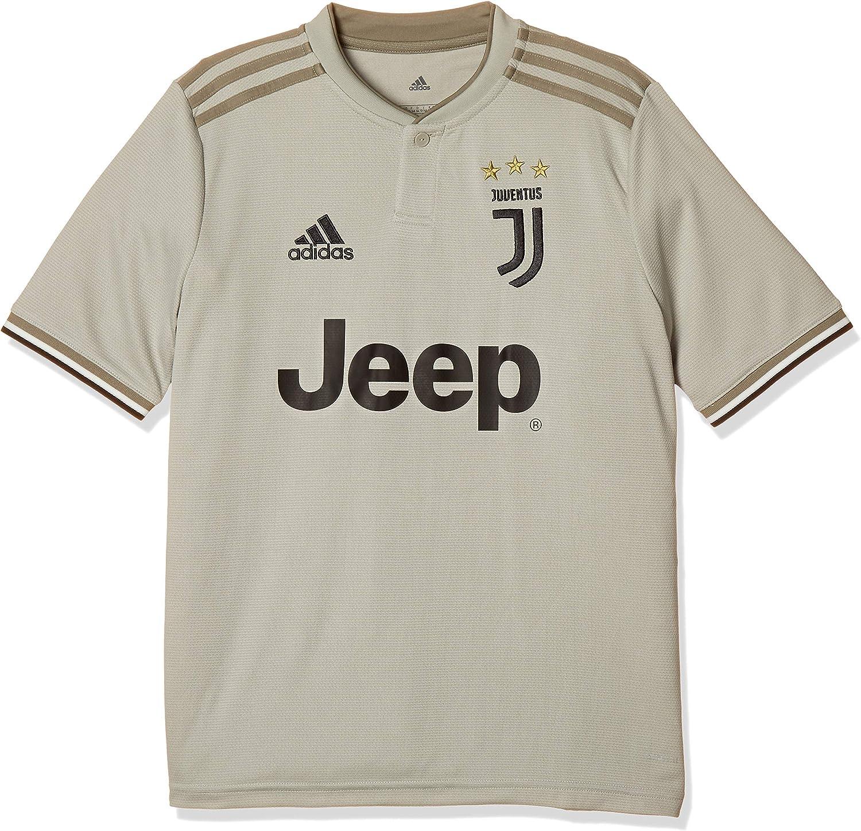 Adidas 20182019 Juventus Away Football Soccer TShirt Jersey (Kids)