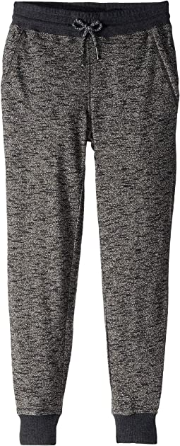 Knit Jogger w/ Tie Front (Big Kids)