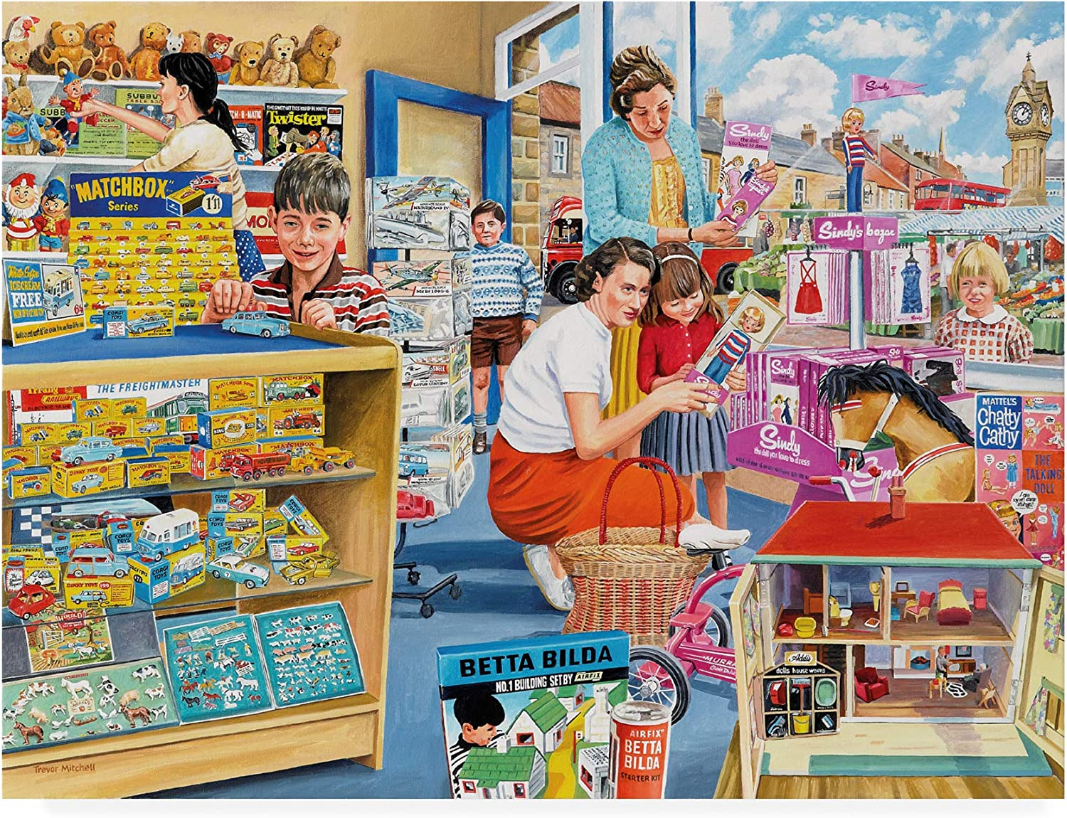 Trademark Fine Art ALI46014-C1824GG In Toy New 2021 model life Shop by Tr The