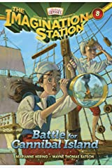 Battle for Cannibal Island (AIO Imagination Station Books Book 8) Kindle Edition
