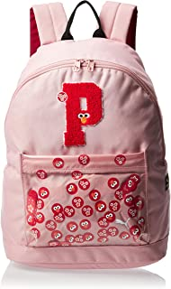 Puma Sesame Street Backpack Sport Bridal Rose Pink Bag For Unisex, Size One Size