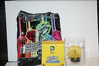 Heroclix War of Light set Sinestro Corps Stop Sign #R205.13 Construct w/card!