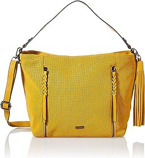 Rieker Damen H1333 Handtasche, Gelb, 310x60x230