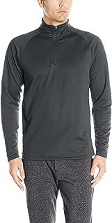 Men's Performance Quarter-Zip Fleece Jacket