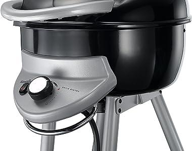 Char-Broil TRU-Infrared Patio Bistro Gas Grill, Black