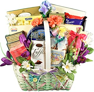 Have An Egg-Stra Special Easter Gift Basket Piled High With Traditional & Non-Traditional Holiday Sweet Treats, 9 lb
