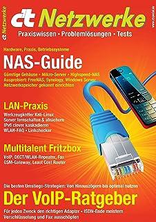 c't Netzwerke (2016): VoIP- und NAS-Ratgeber (German Edition)