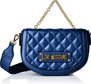 eded61414 Love Moschino Women's Quilted Nappa Pu Wristlet