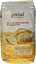 Jovial Organic Einkorn All Purpose Flour 32oz (Pack of 5)