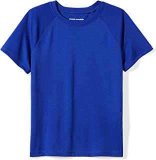 Amazon Essentials Boys' UPF 50 Swim Tee
