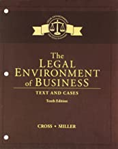 Bundle: The Legal Environment of Business: Text and Cases, Loose-Leaf Version, 10th + MindTap Business Law, 1 term (6 months) Printed Access Card