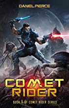 Comet Rider: A Scifi Lit-RPG Series
