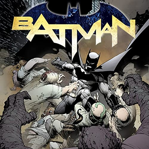 Batman (2011-2016) (Collections) (14 Book Series)