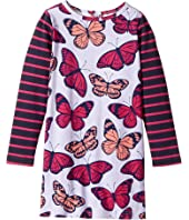 Hatley Kids - Fluttering Kaleidoscope Mod Dress (Toddler/Little Kids/Big Kids)
