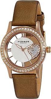 Akribos Casual Watch Analog Display For Women Ak811Br