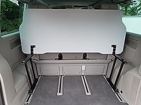 Bus-Boxx T5/T6 multivan multiflexboardset, inklapbaar en Flexboard Flex