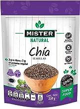 Mister Natural Semilla de Chia, 250 g