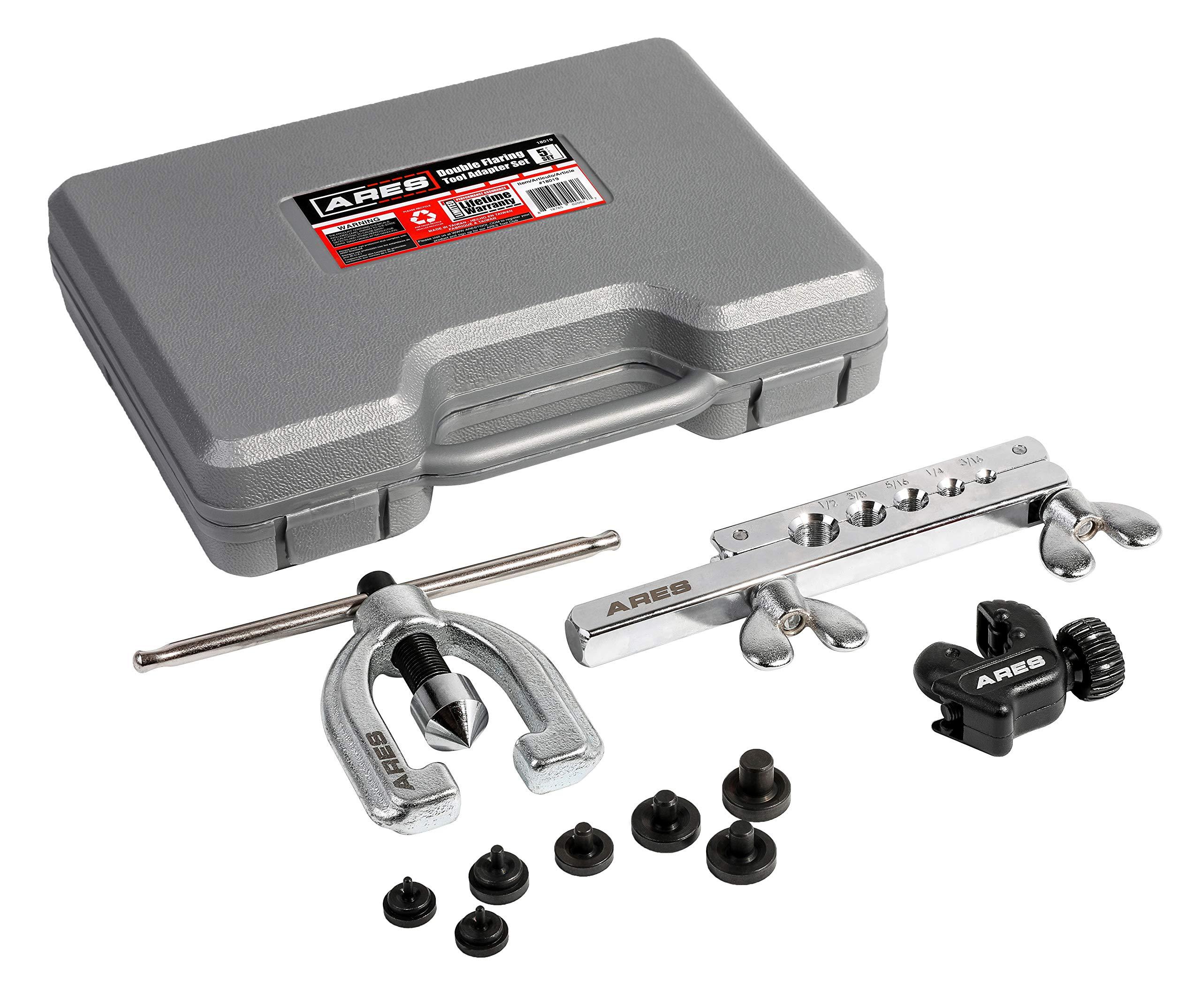 ARES 18019 Flaring Adapters Aluminum