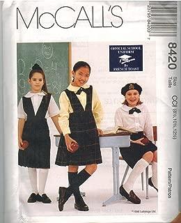 school uniform pattern