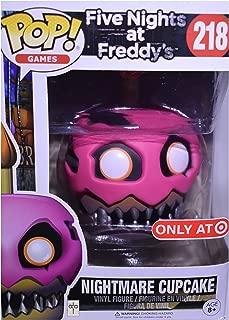 Funko POP Games: Five Nights at Freddy's - Nightmare Cupcake #218 - Target Exclusive
