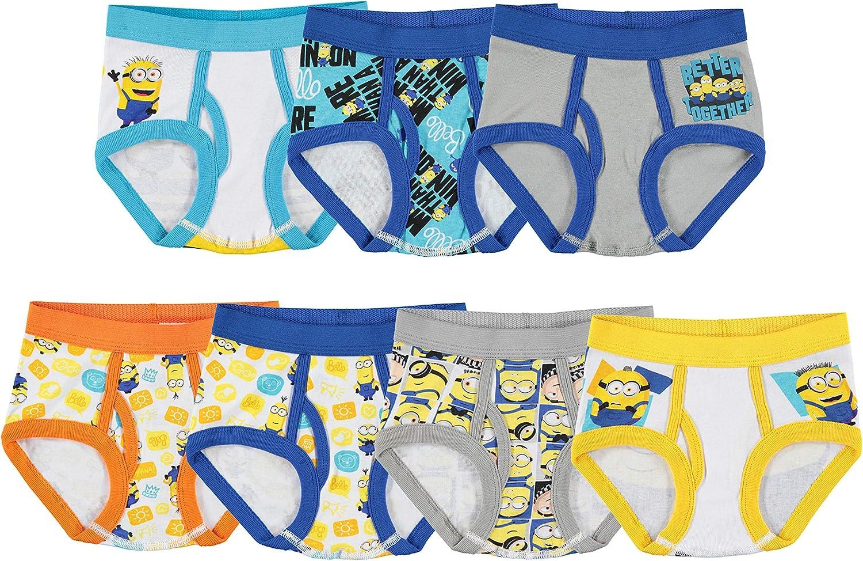 Minions Boys' Underwear Multipacks