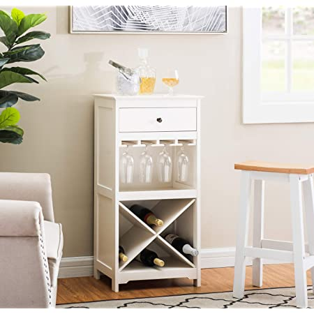 2L Lifestyle Paxton Cabinet, White
