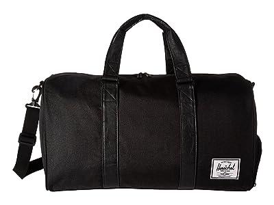 Herschel Supply Co. Novel (Black/Black 1) Duffel Bags