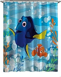 Best nemo shower curtain Reviews