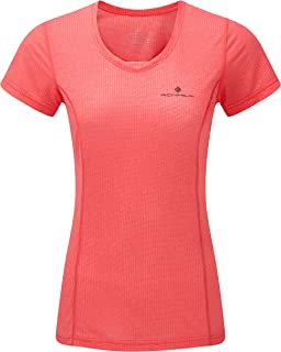 Ron Hill Women's Stride Short-Sleeve Tee