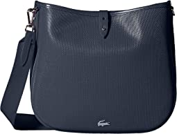 Lacoste Chantaco Hobo Bag