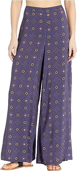 Enchant Wide Leg Pants Cover-Up