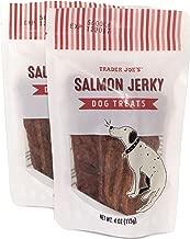 Trader Joes Salmon Jerky Dog Treats (2 Pack)