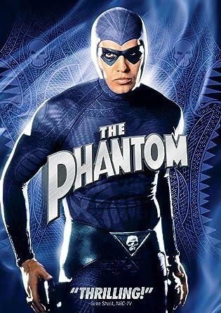Amazon.com: The Phantom : Billy Zane, Jeffrey Boam, Kristy Swanson ...