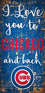 Fan Creations MLB Chicago Cubs 6