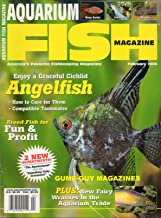 AQUARIUM FISH America's Favorite Fishkeeping Magazine February 2006 CICHLID ANGELFISH Rosy Barbs JAWFISH Piecos BREED FISH FOR FUN & PROFIT New Fairy Wrasses In The Aquarium Trade